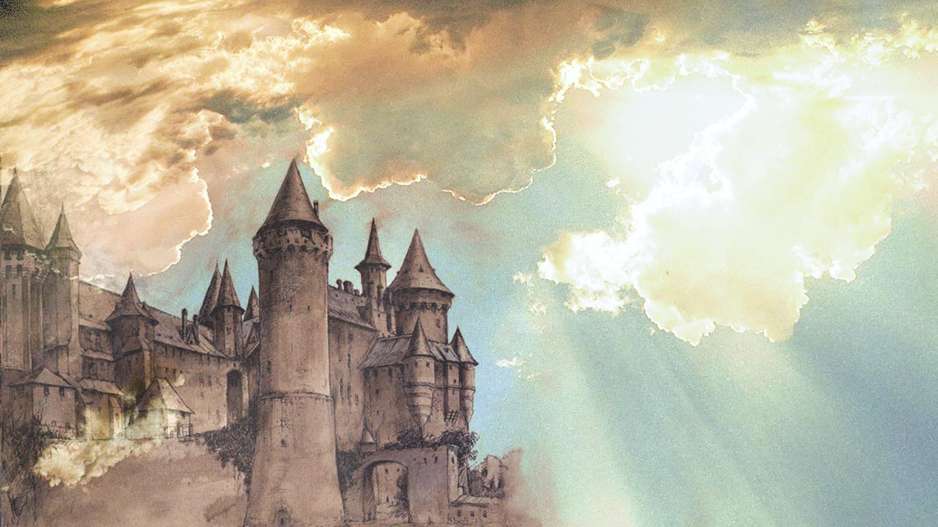 Harry Potter Castle Wallpapers