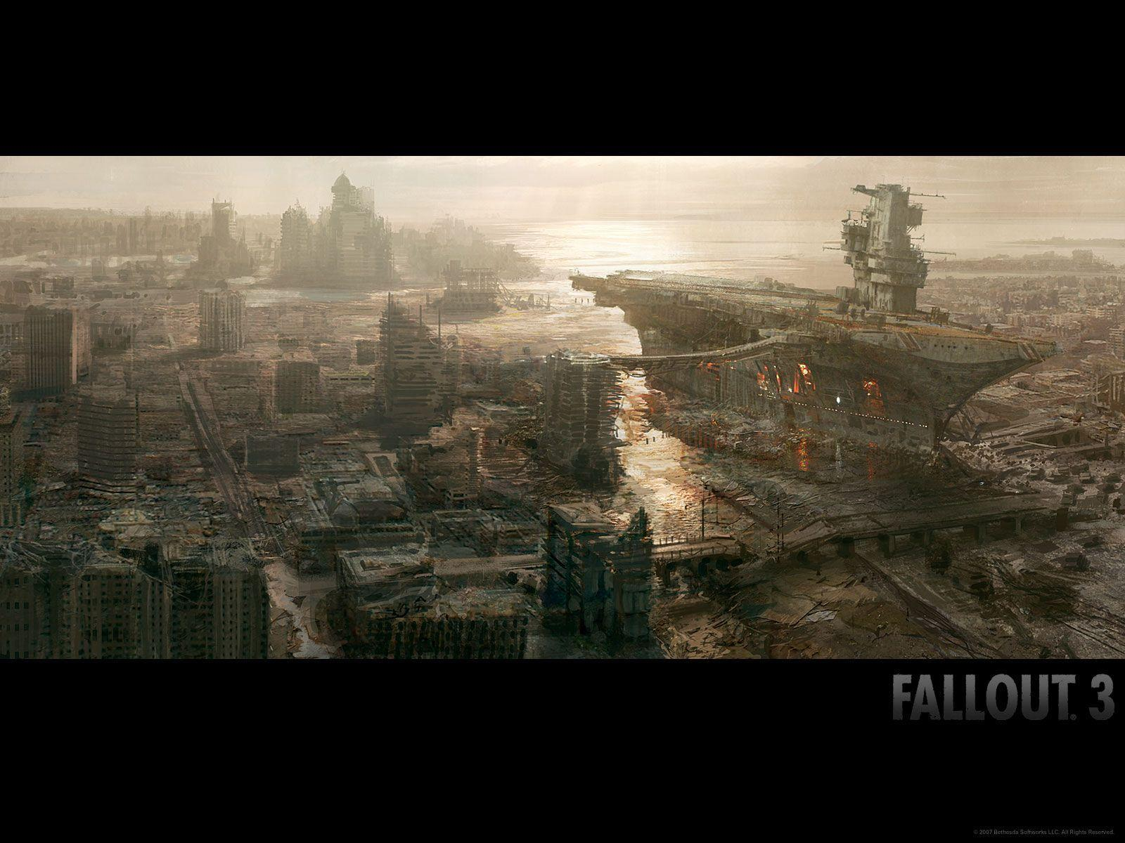 Fallout Wallpapers | HD Wallpapers Base
