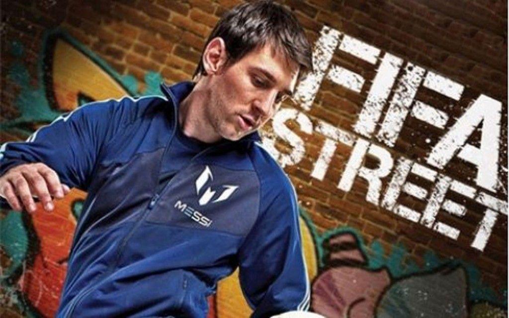 Sport: Nice Latest Lionel Messi Fifa Street Hd Wallpaper, lionel ...