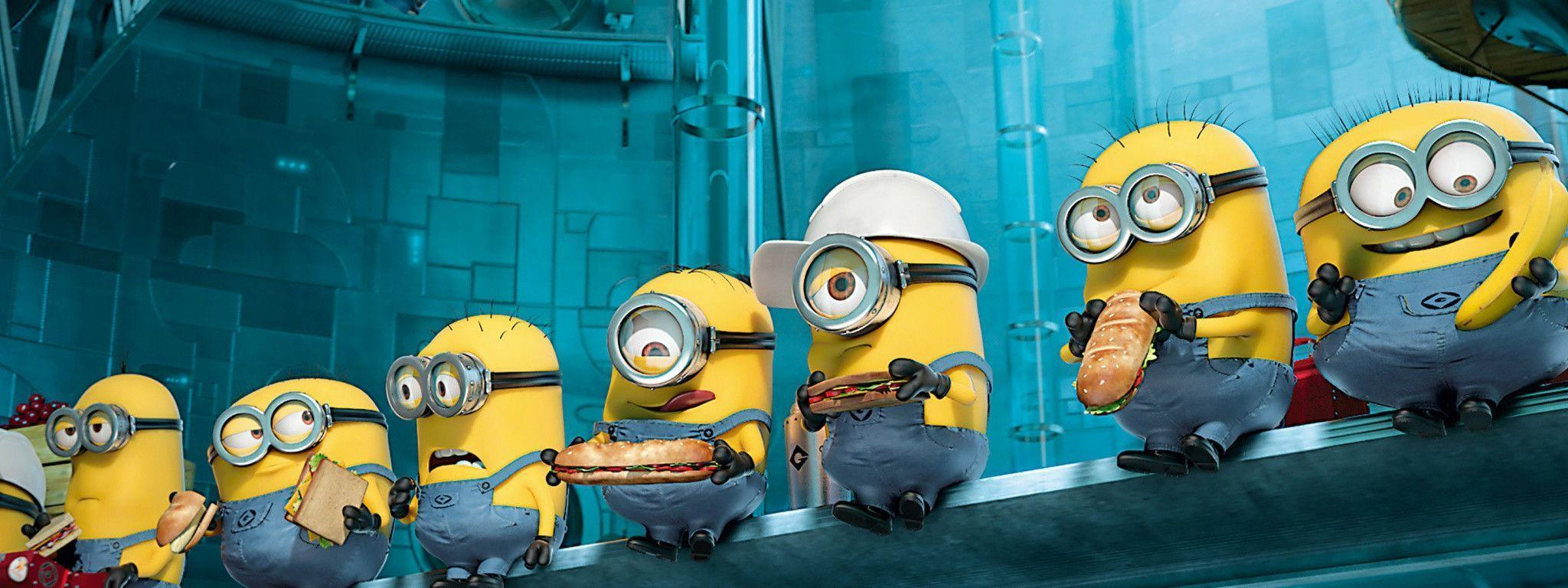 despicable me minions wallpapers - photo #19