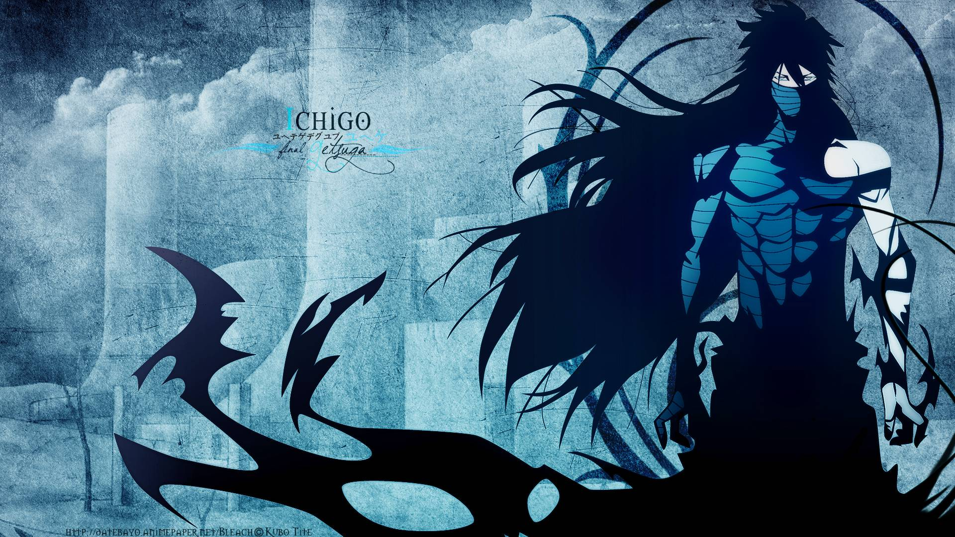 Download Ichigo Bleach Mugetsu Resolution Wallpaper 1920x1080