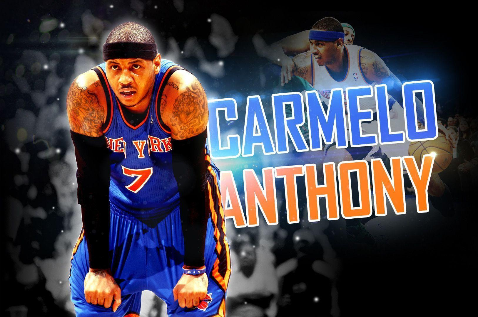 Carmelo Anthony by TheHoodgirl