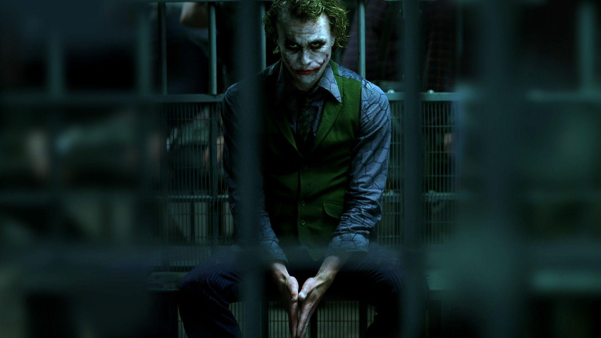 The Joker - The Dark Knight Wallpaper | High Quality Wallpaper