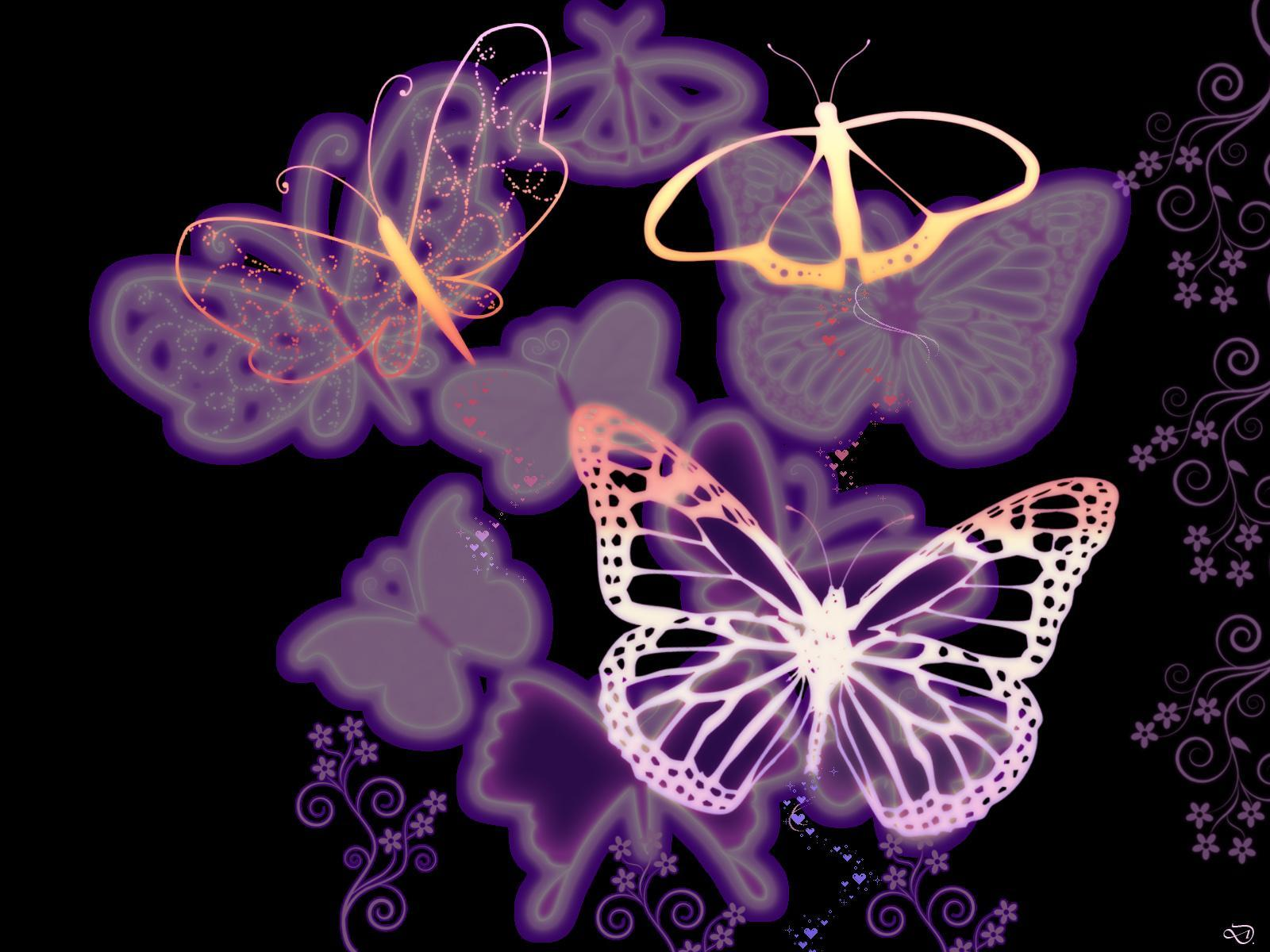 Fantasy Butterfly Wallpapers