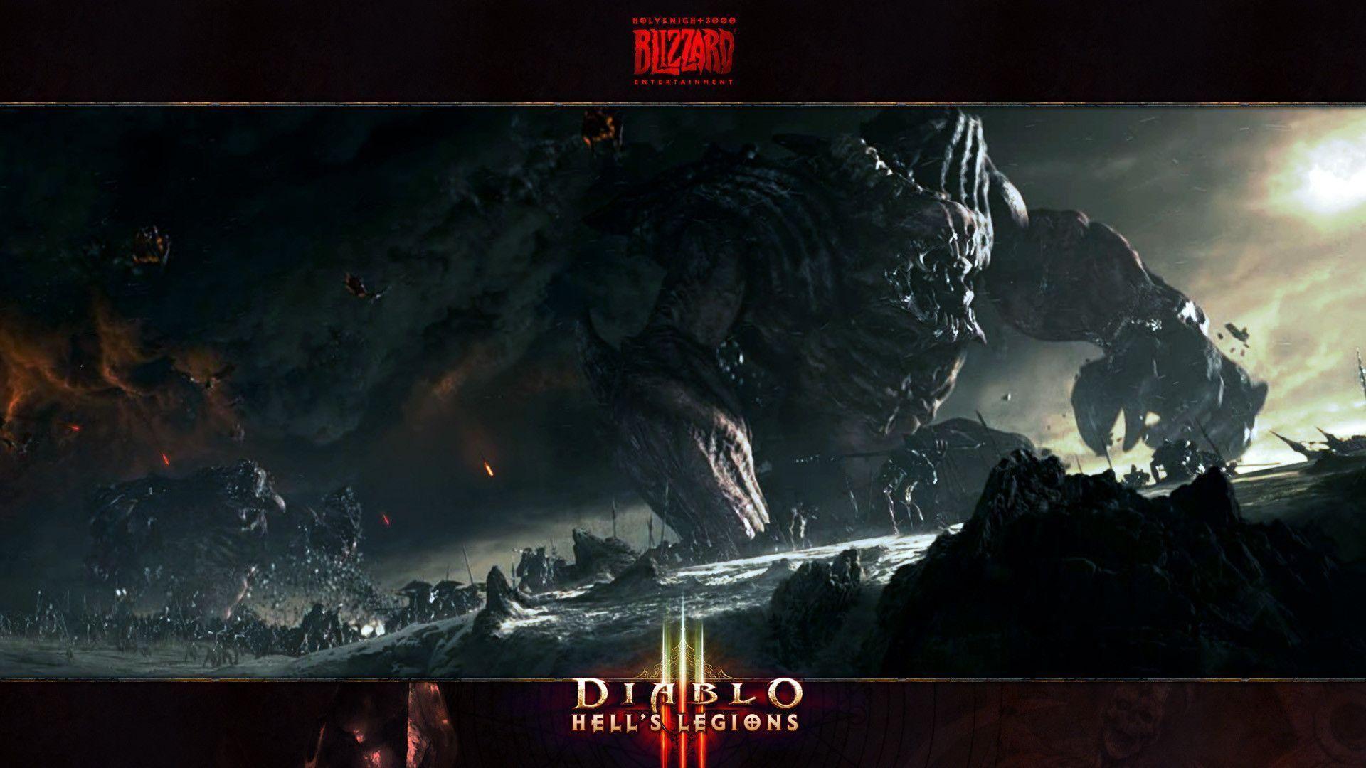 Diablo 3 Wallpaper 1920x1080: Diablo 3 Wallpapers 1920x1080