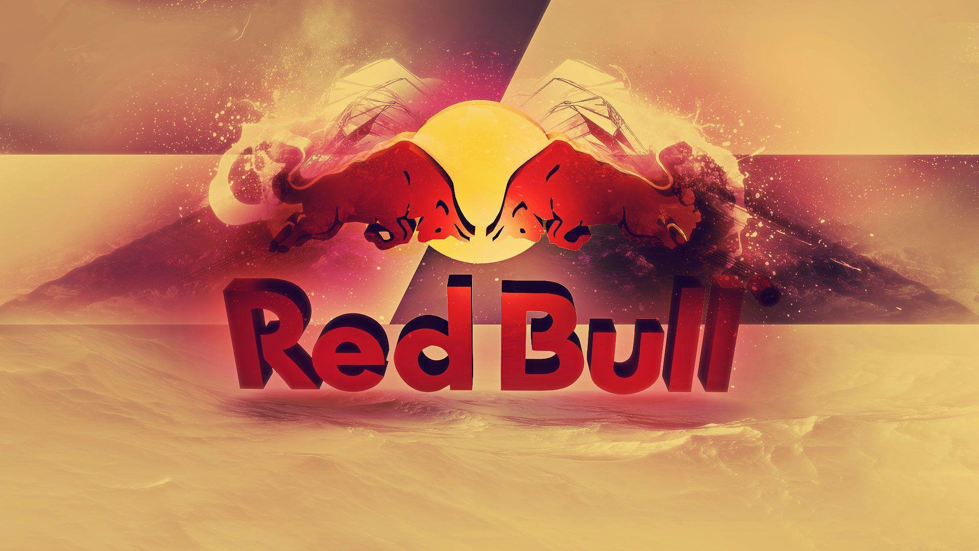 red bull logo wallpaper desktop - photo #16