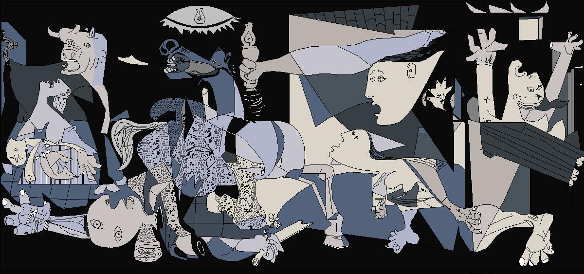 Guernica Wallpapers - Wallpaper Cave