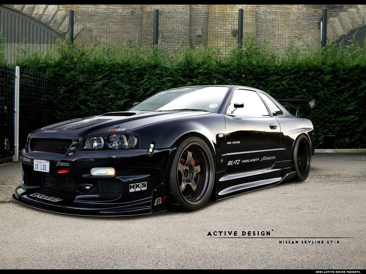 Nissan Skyline Wallpapers, the Predecessor of GT