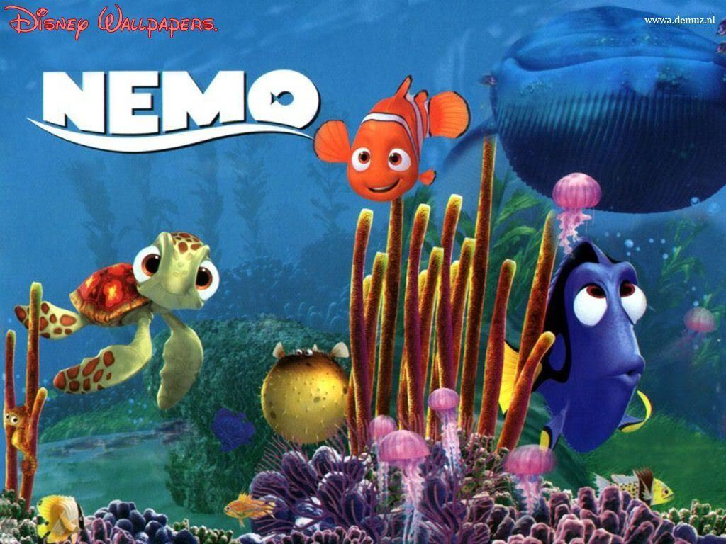 Finding Nemo Wallpapers Nemo