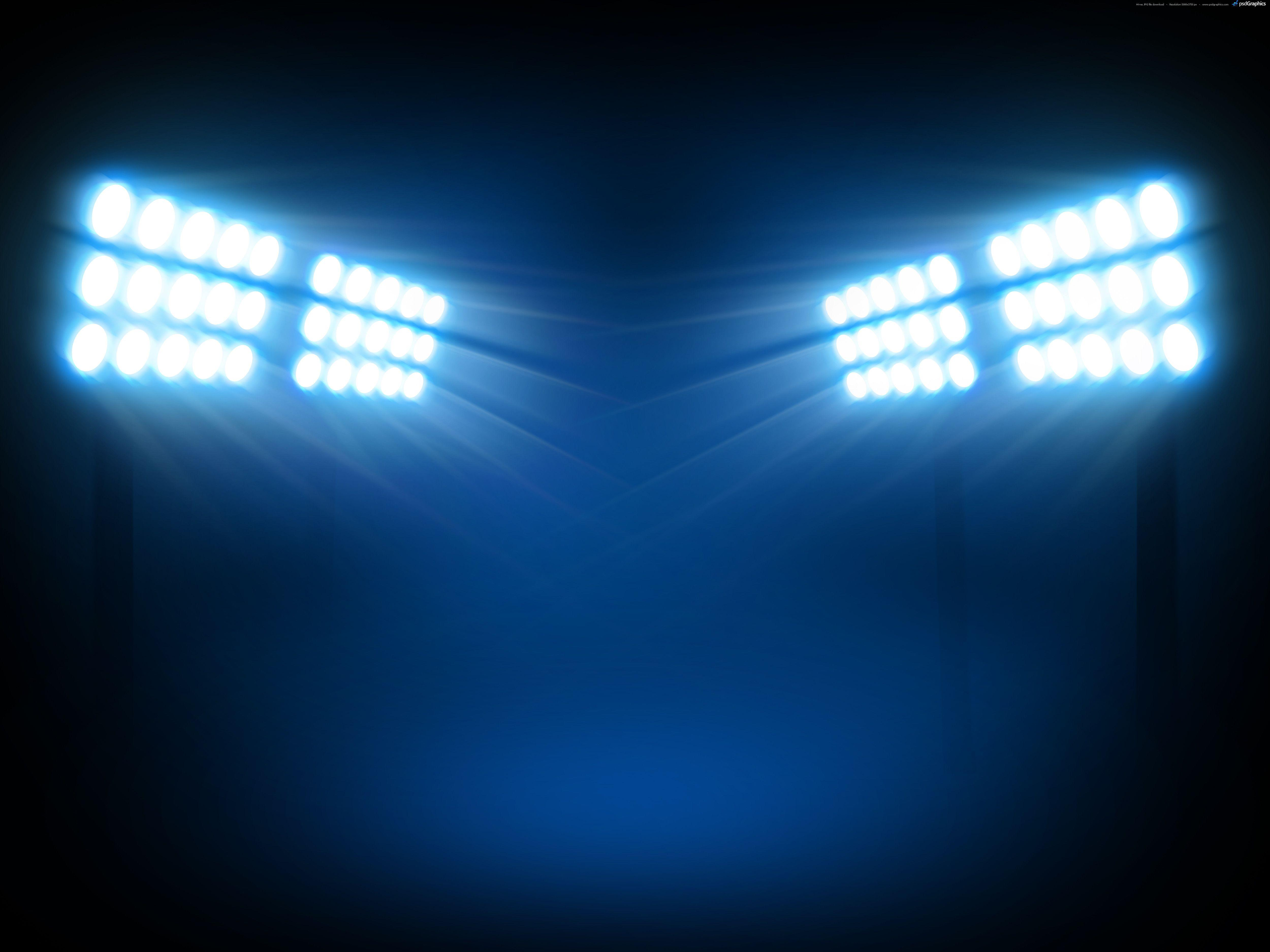 Images For > Football Field Lights Background