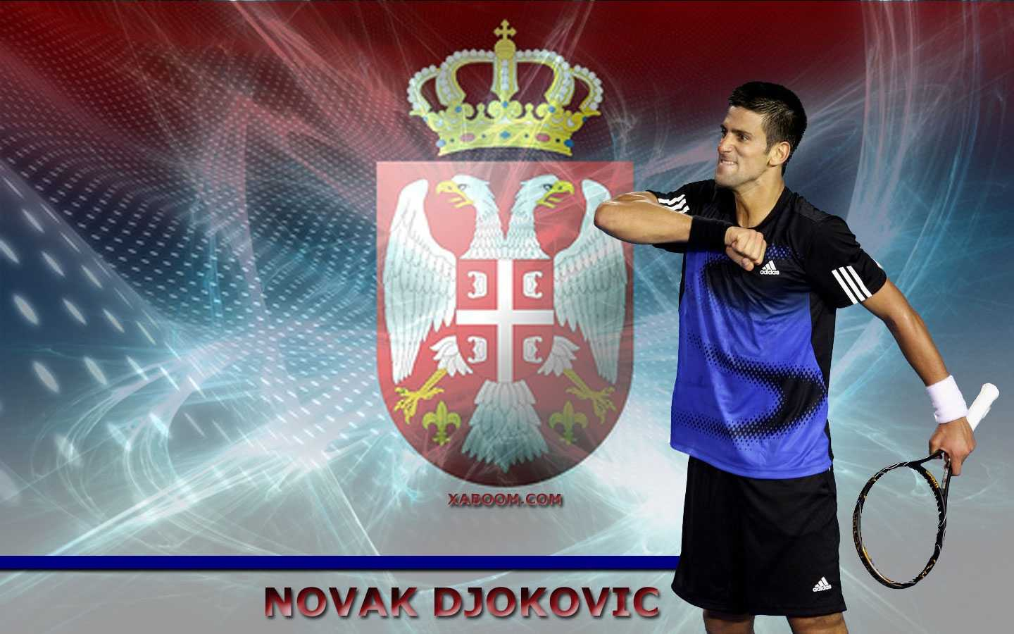 Novak Djokovic Wallpaper - Wide Wallpapers