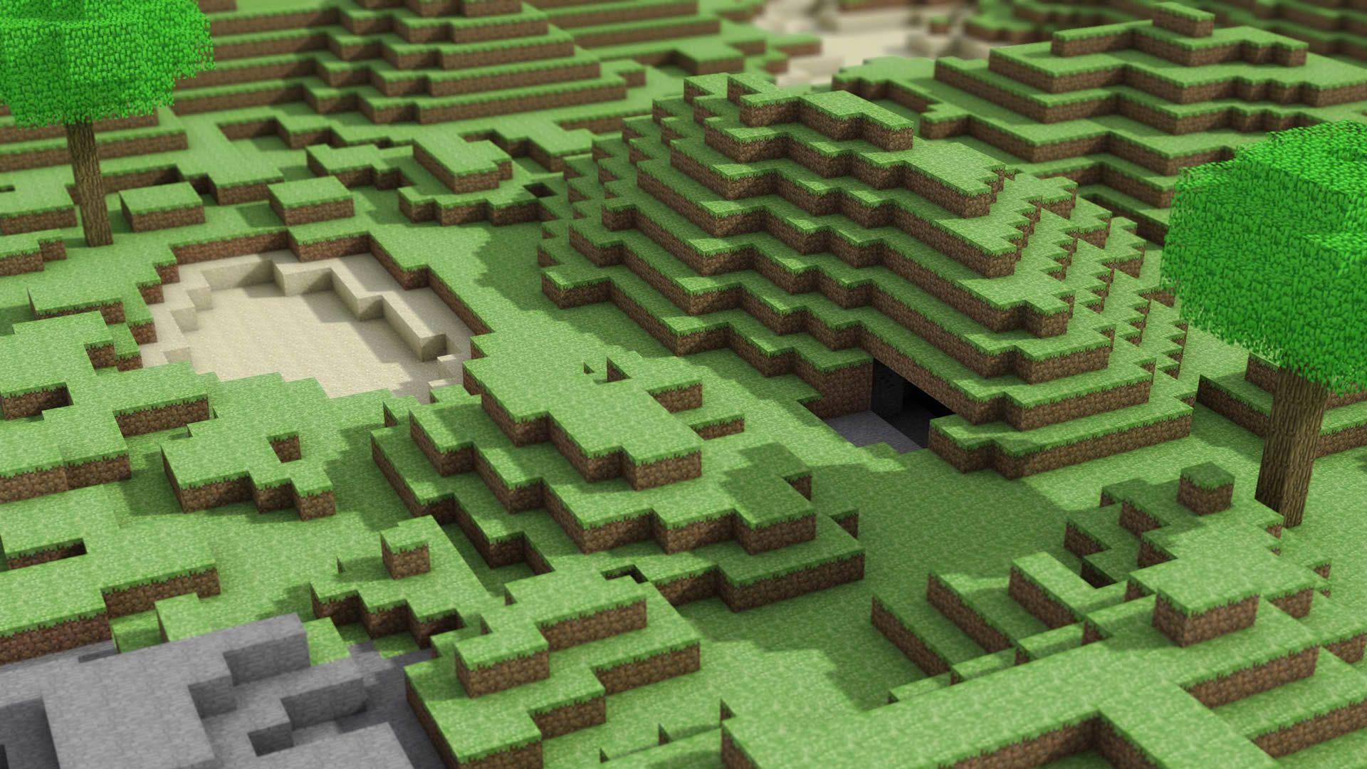 Download Minecraft Wallpapers 1920x1080