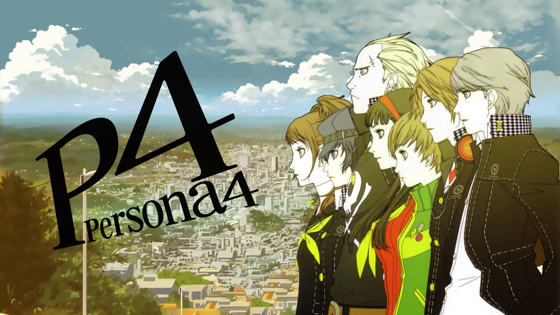 Persona 4 Wallpaper 1920x1080 px Free Download - Wallpaperest ID ...