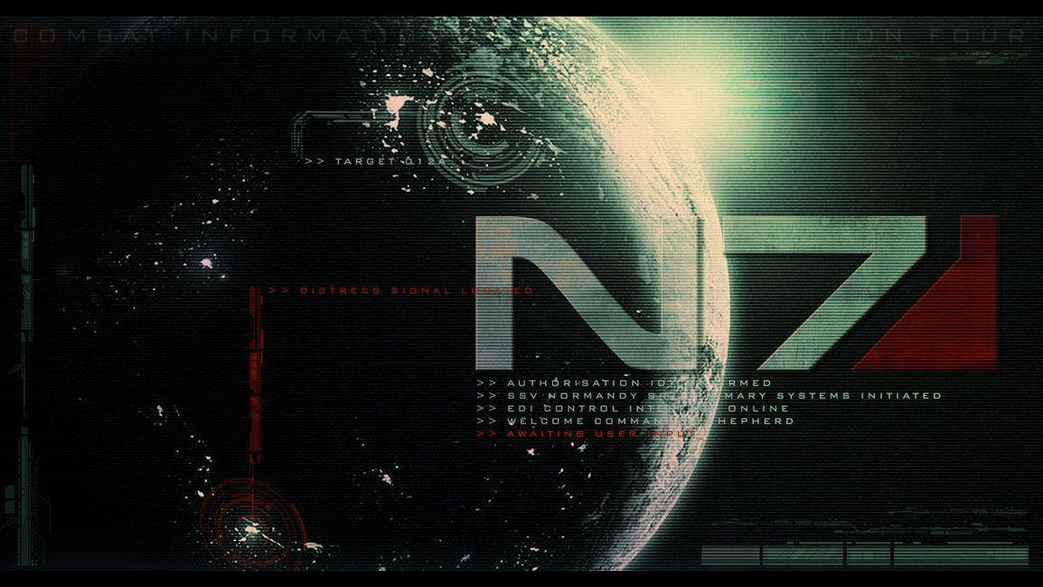 N7 Tech Wallpapers by Hayter