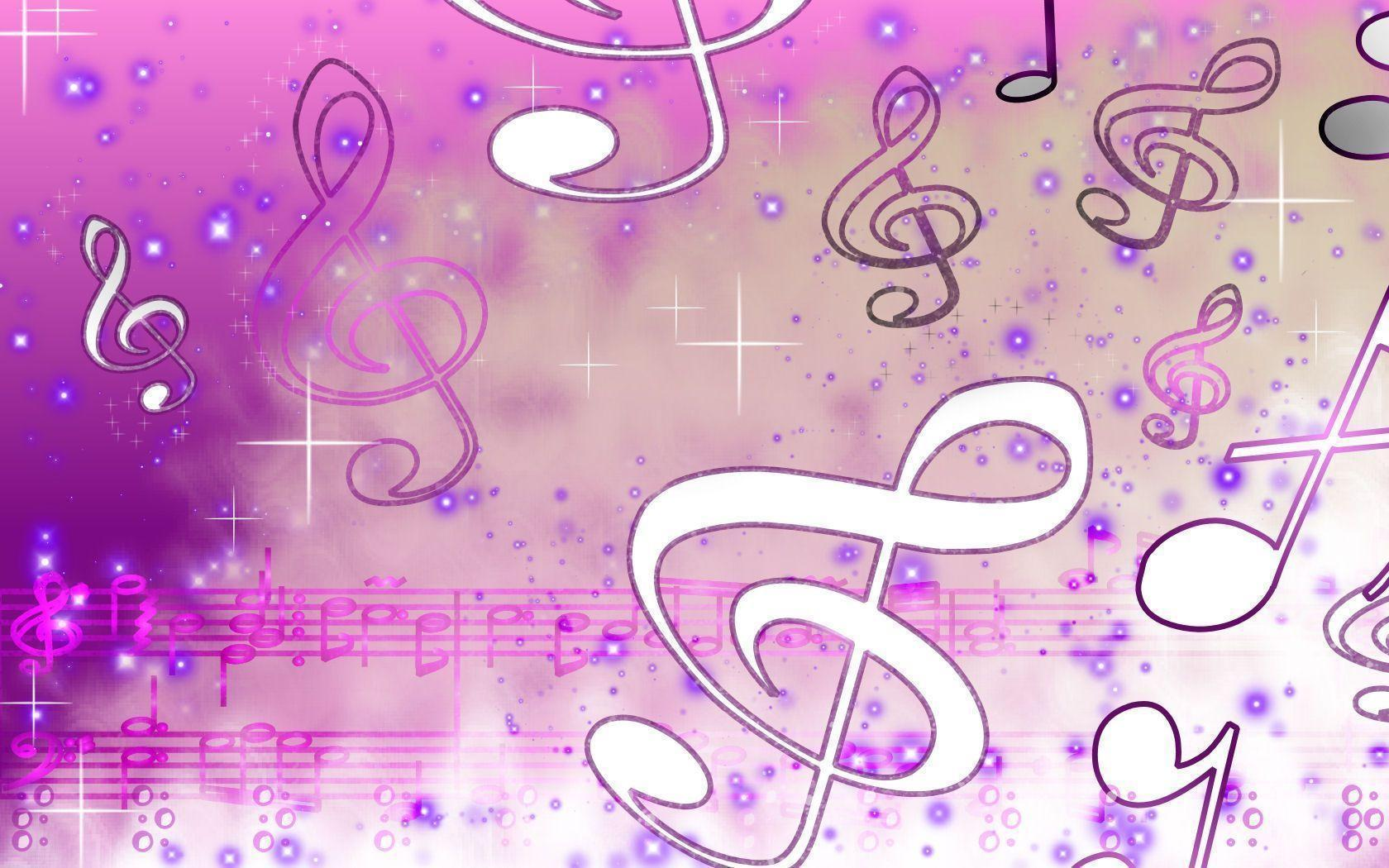 Pink Music Wallpapers - Wallpaper Cave