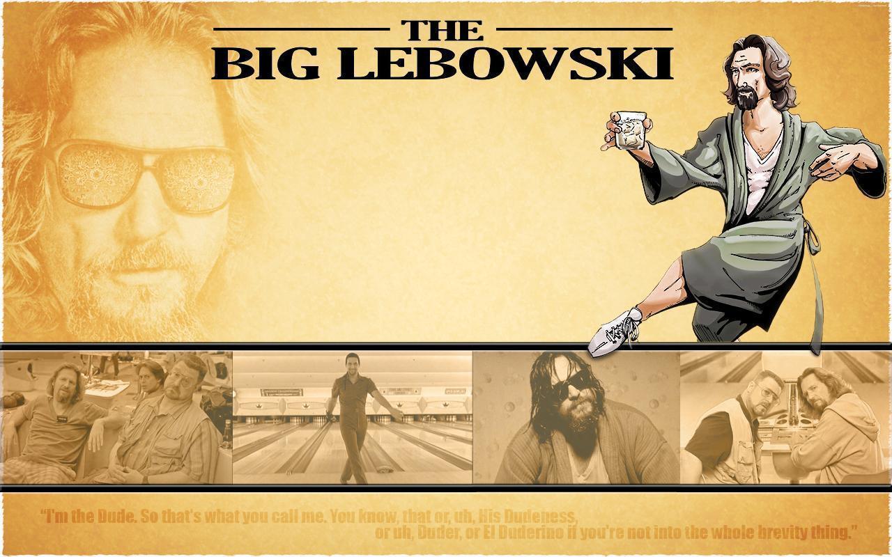 Desktop Wallpaper Big Lebowski 1920 X 1080 60 Kb Jpeg