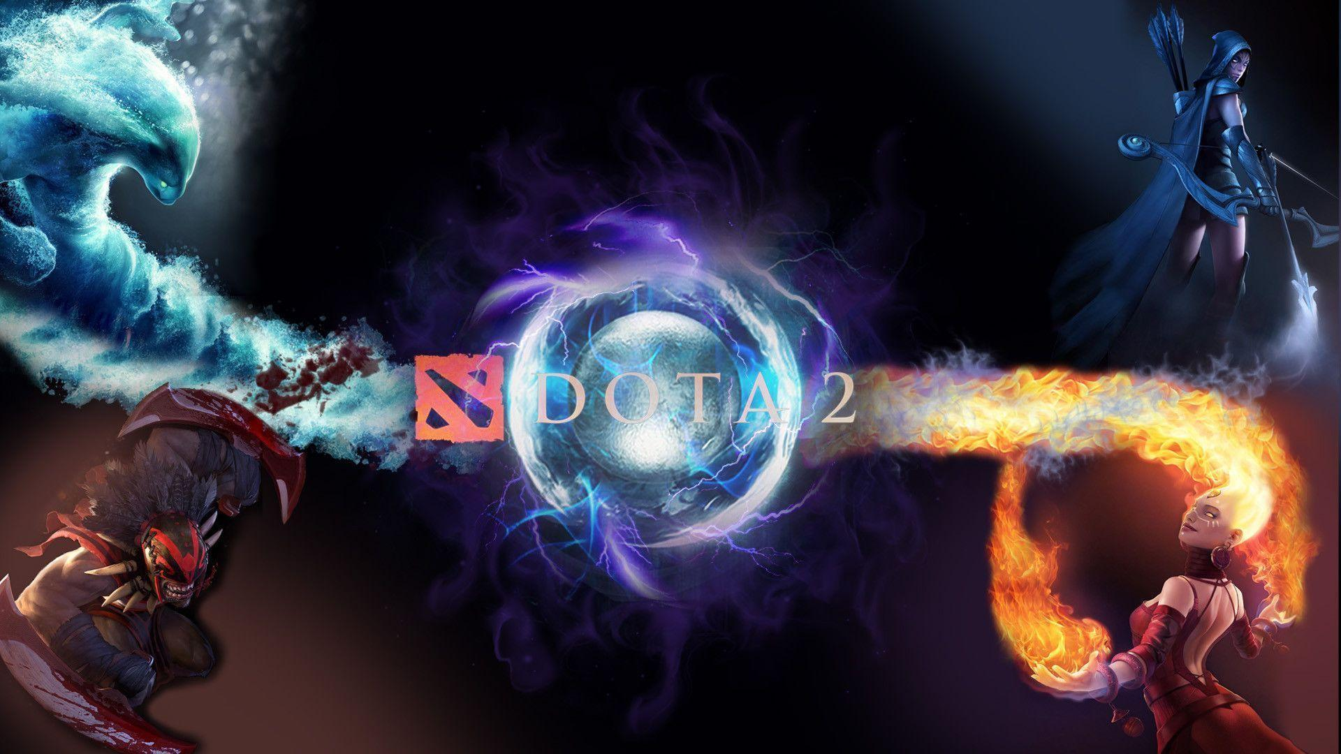 dota 2 game background - photo #14