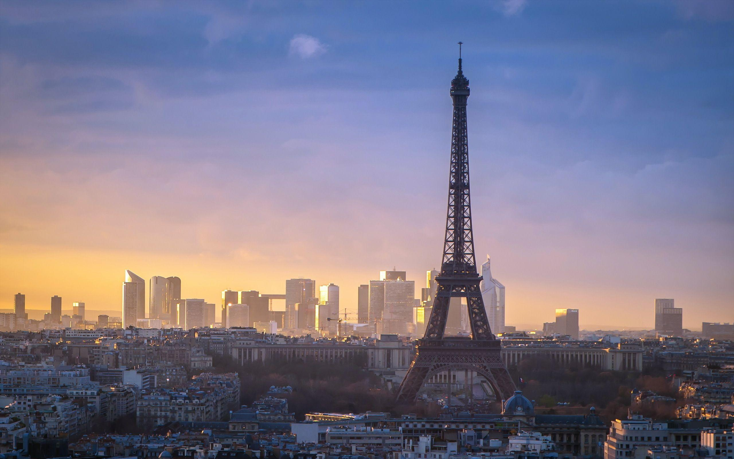 Download wallpapers Paris, tower, city free desktop wallpapers in