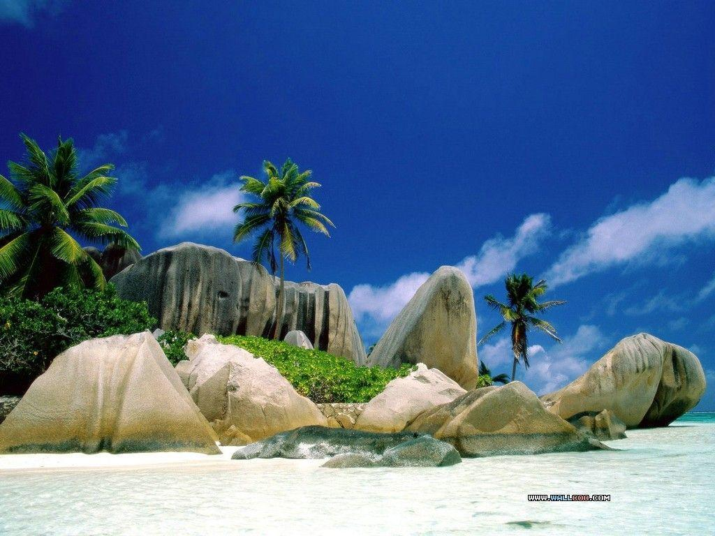awesome tropical beach wallpapers - photo #43