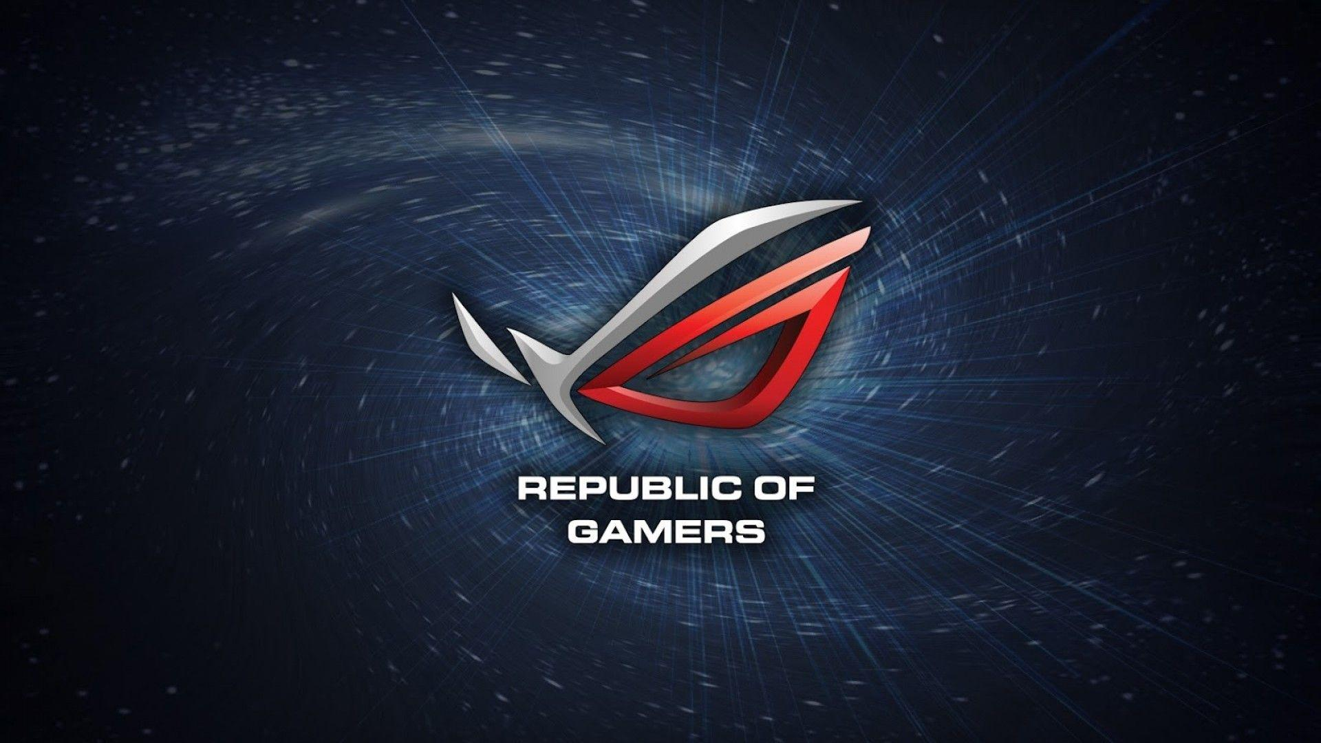 Republic of gamers wallpapers wallpaper cave for Fond ecran gaming