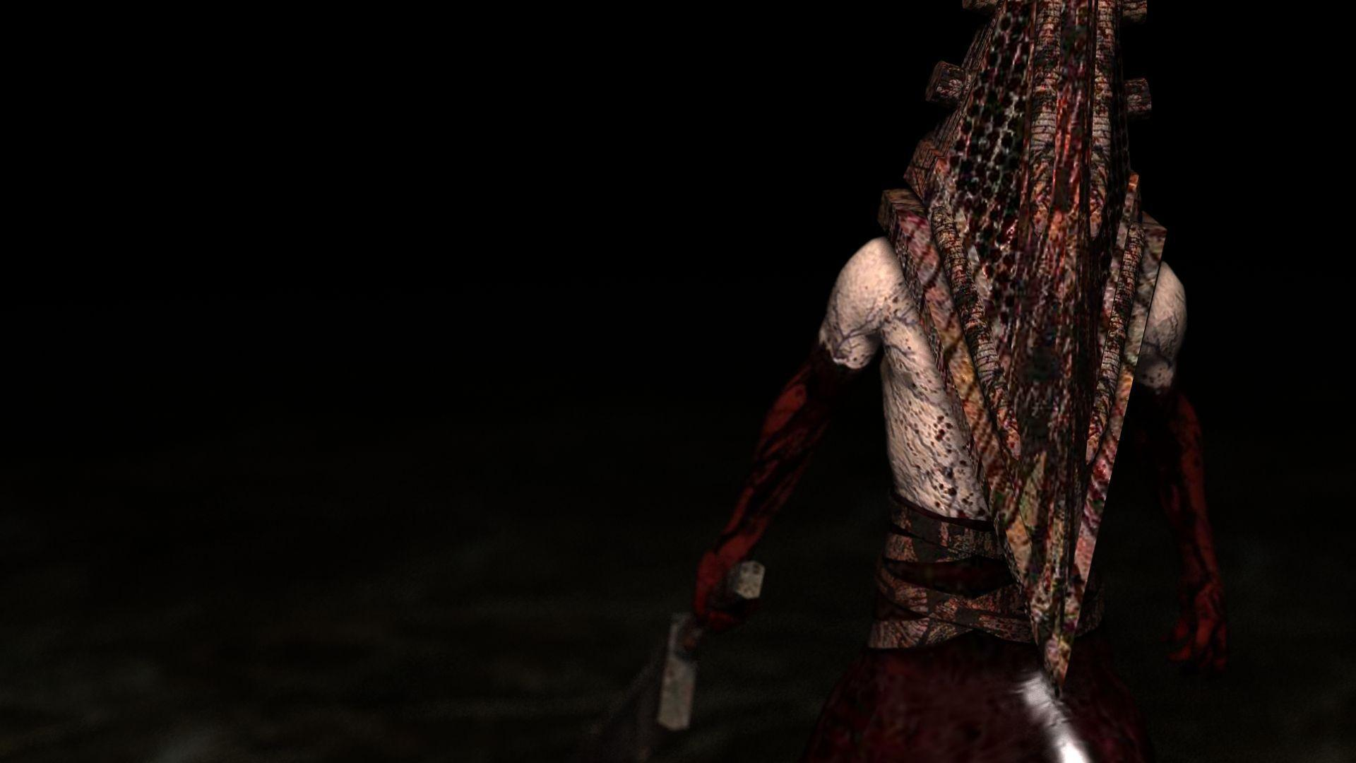 Silent Hill Pyramid Head Wallpapers - Wallpaper Cave