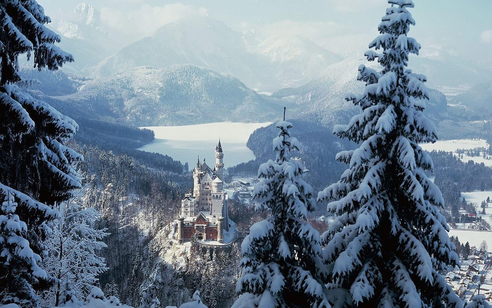 Neuschwanstein Castle Wallpaper - WallpapersDB