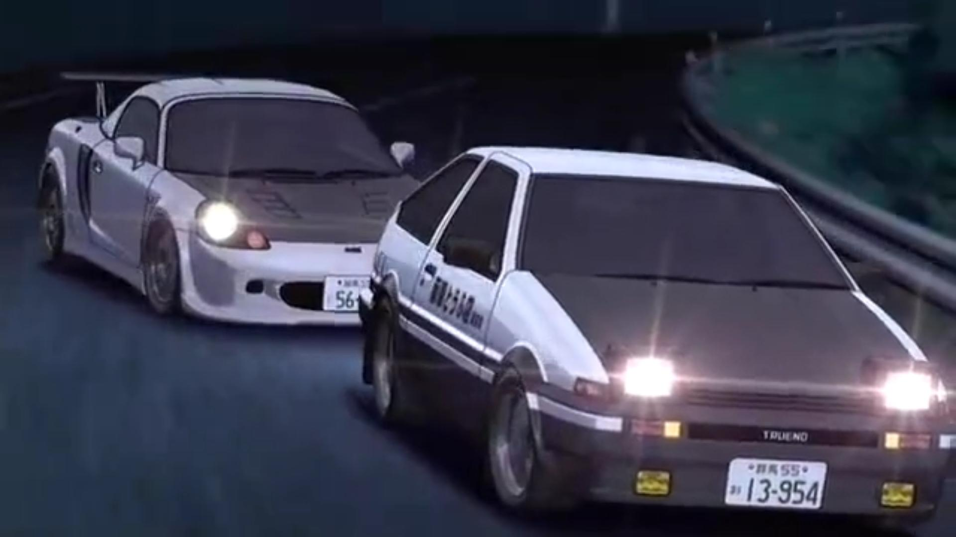 related pictures initial d - photo #3