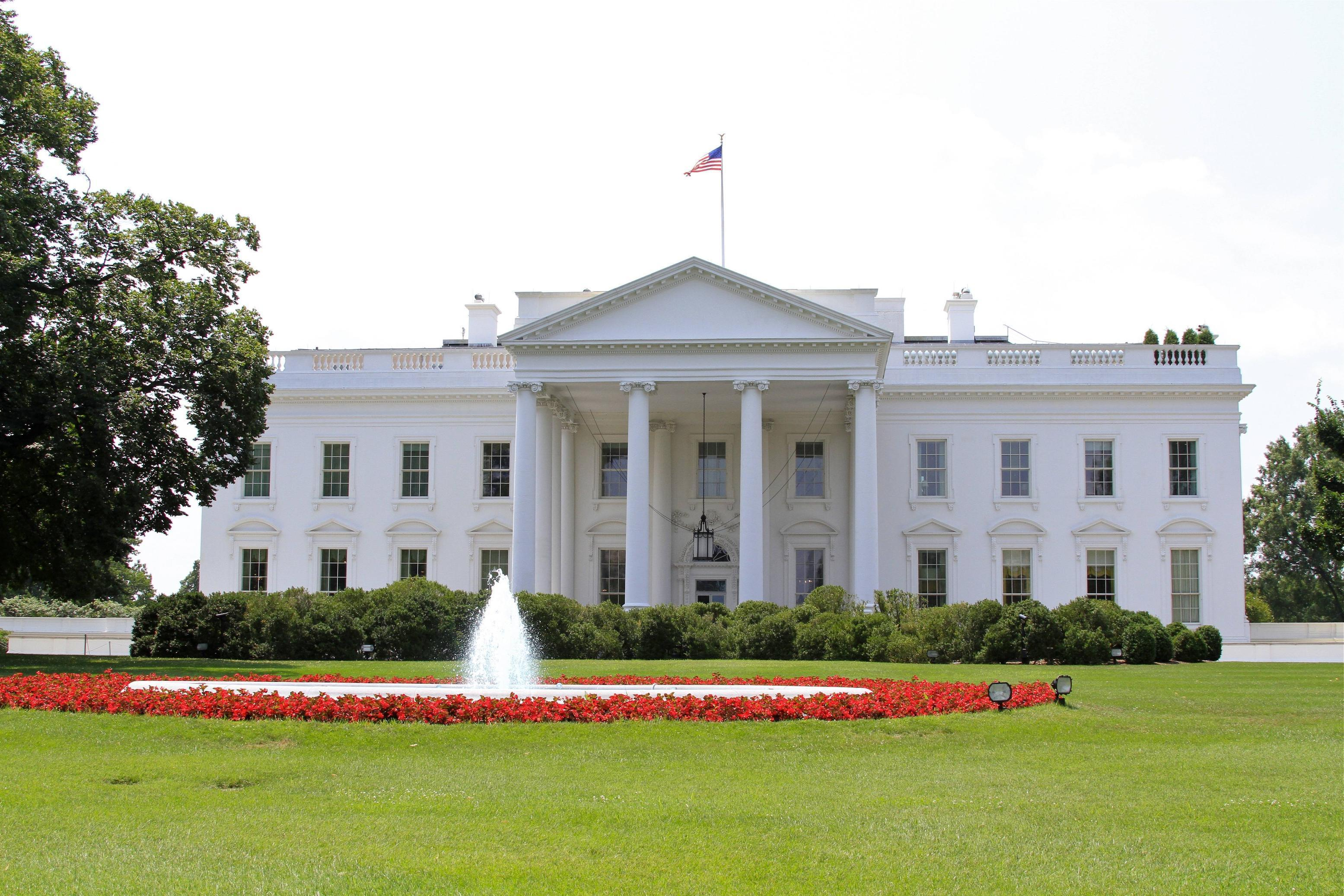 White house wallpapers wallpaper cave for Household wallpaper