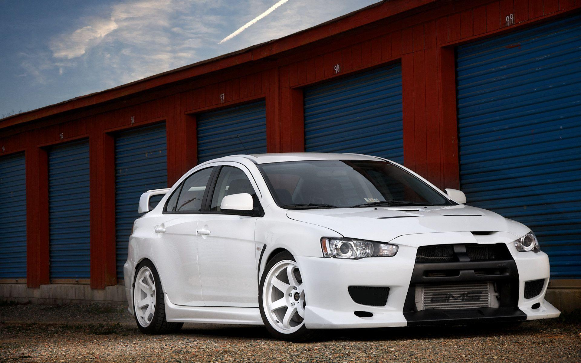Mitsubishi Lancer Evolution Wallpapers