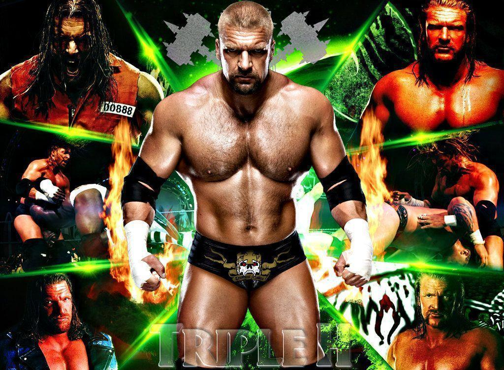 Triple H wallpapers by ArshpreetSingh