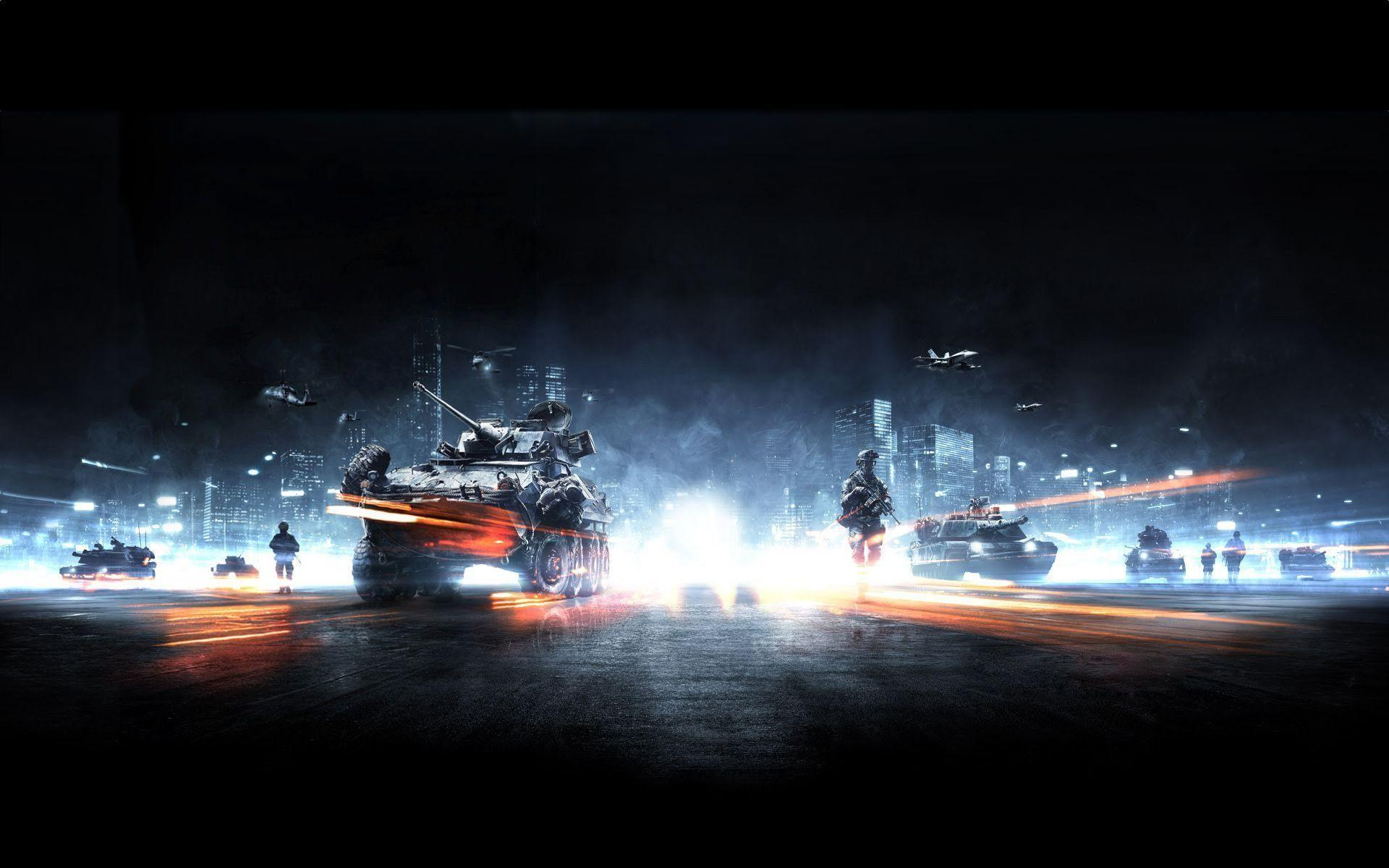 Battlefield 3 Wallpapers - Full HD wallpaper search