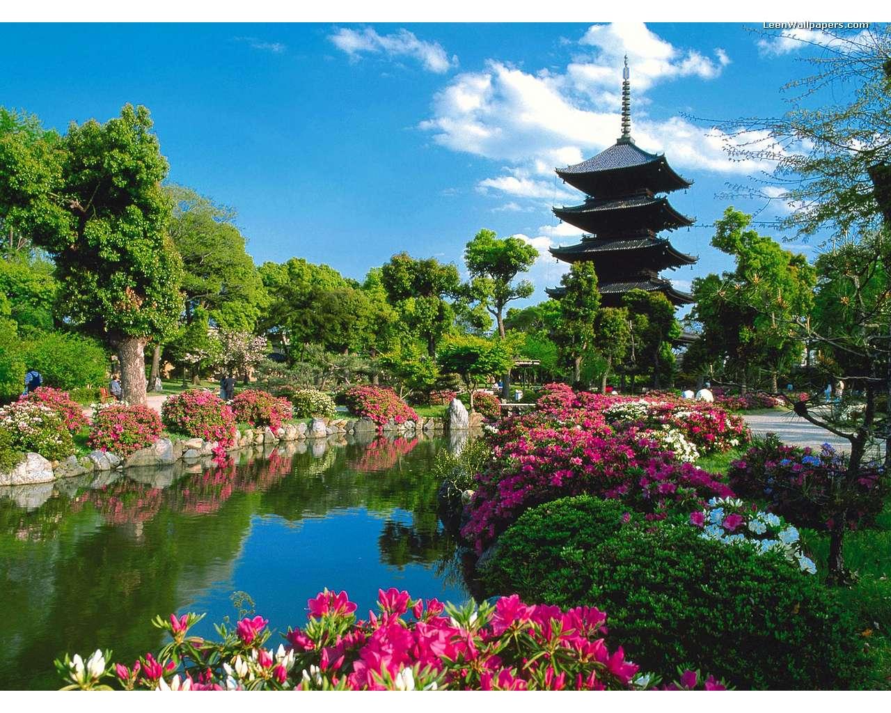 Wallpaper download garden - Beautiful Garden Wallpaper Sky Designs
