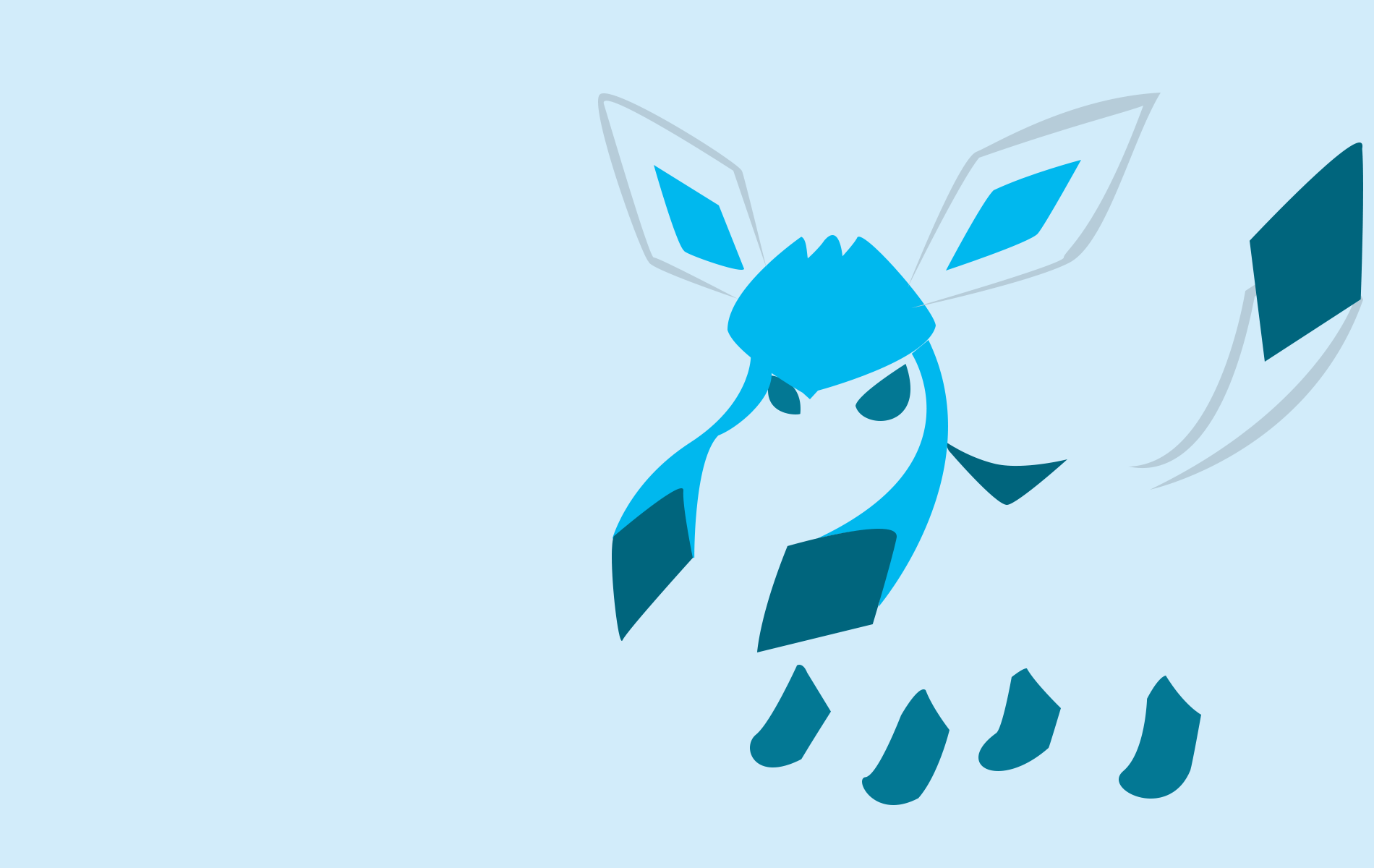 Glaceon Wallpapers Wallpaper Cave