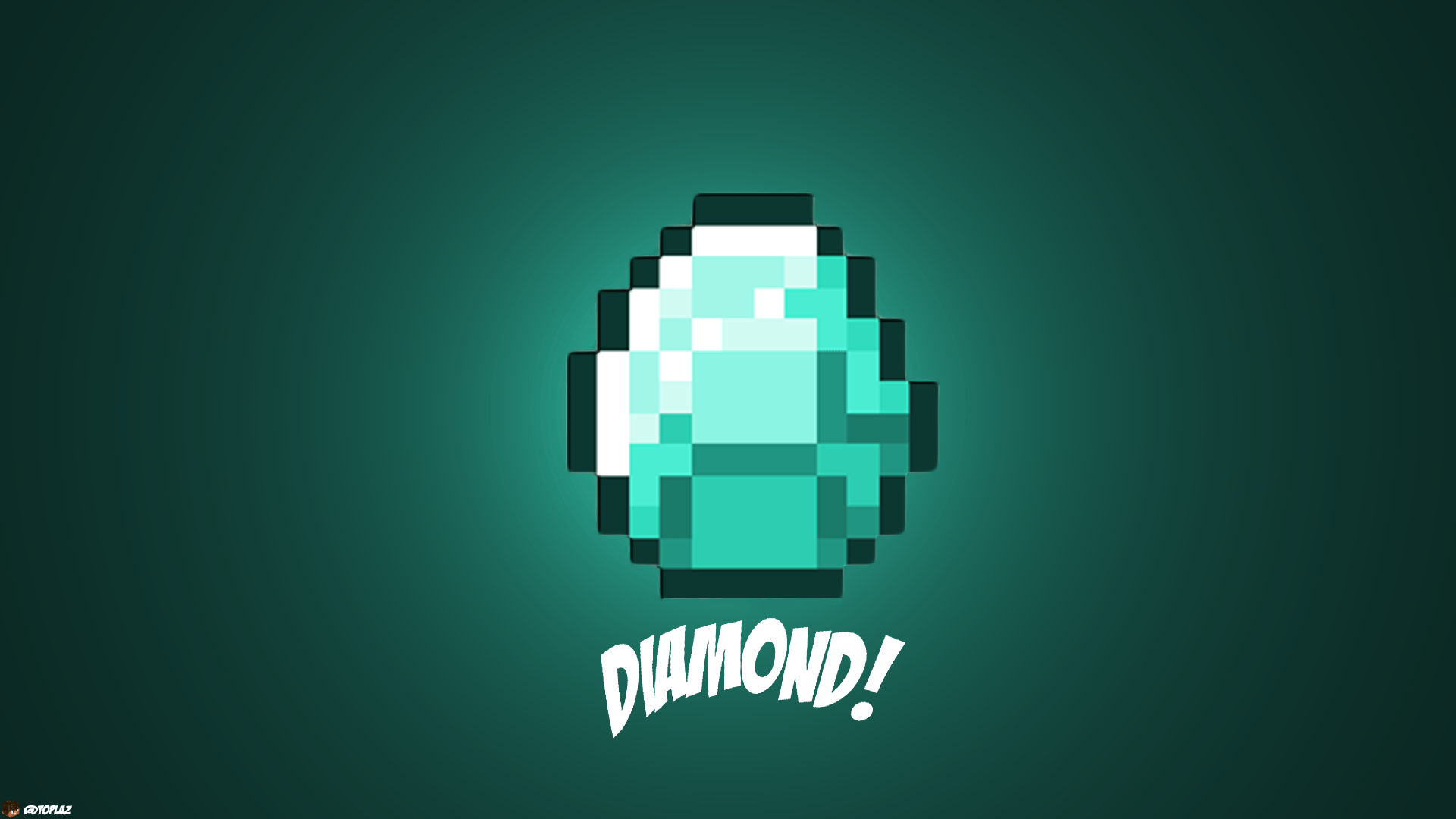 Minecraft wallpaper hd diamond
