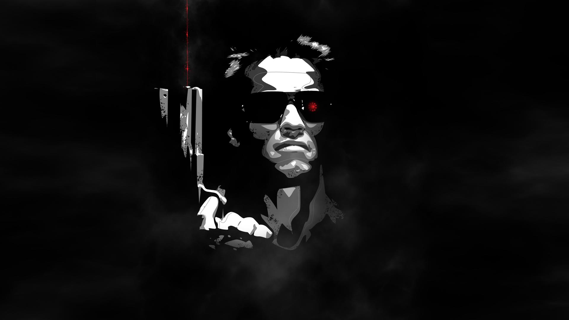 Terminator Movie Posters