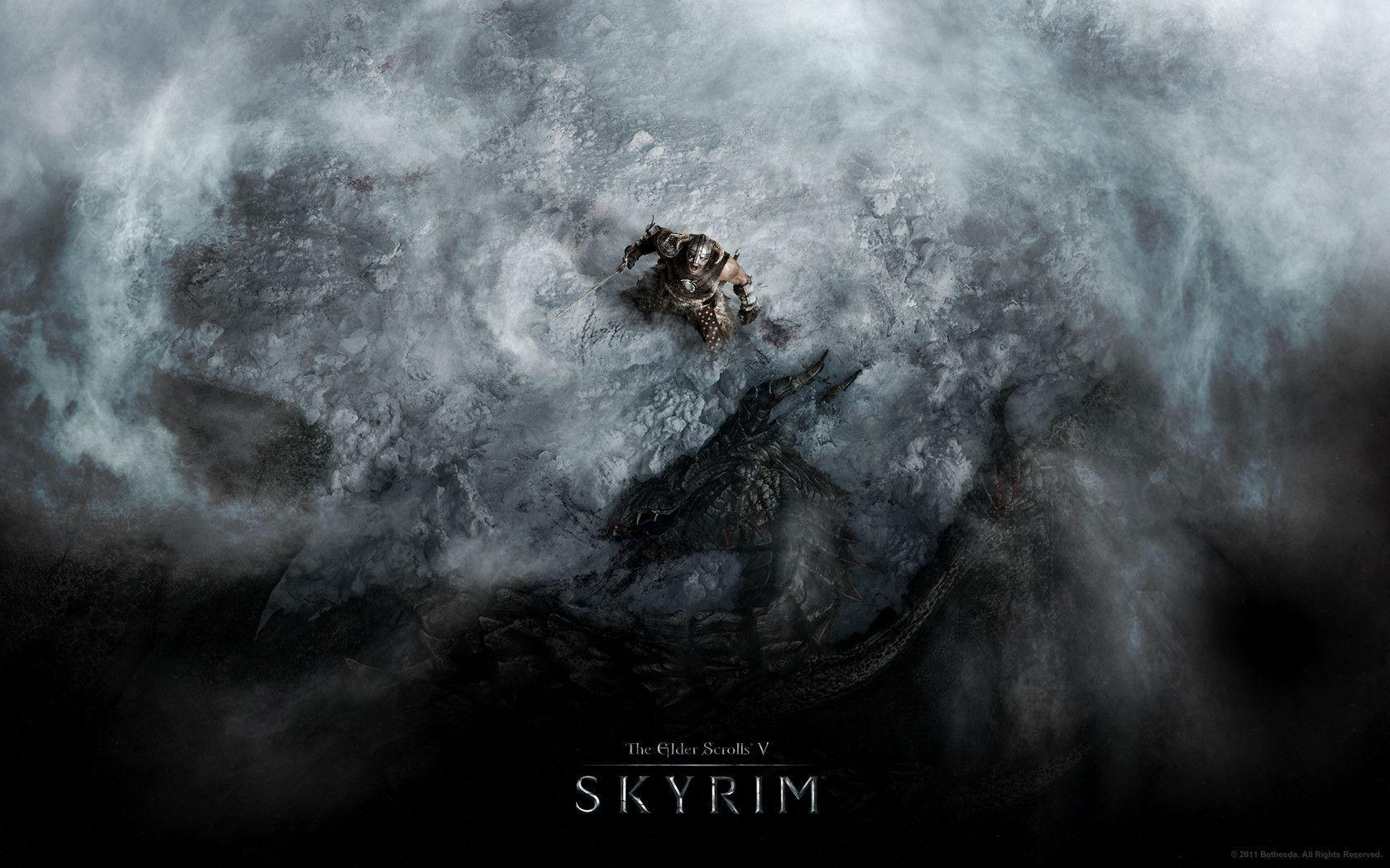 The Elder Scrolls Wallpaper: Elder Scrolls V Skyrim Wallpapers