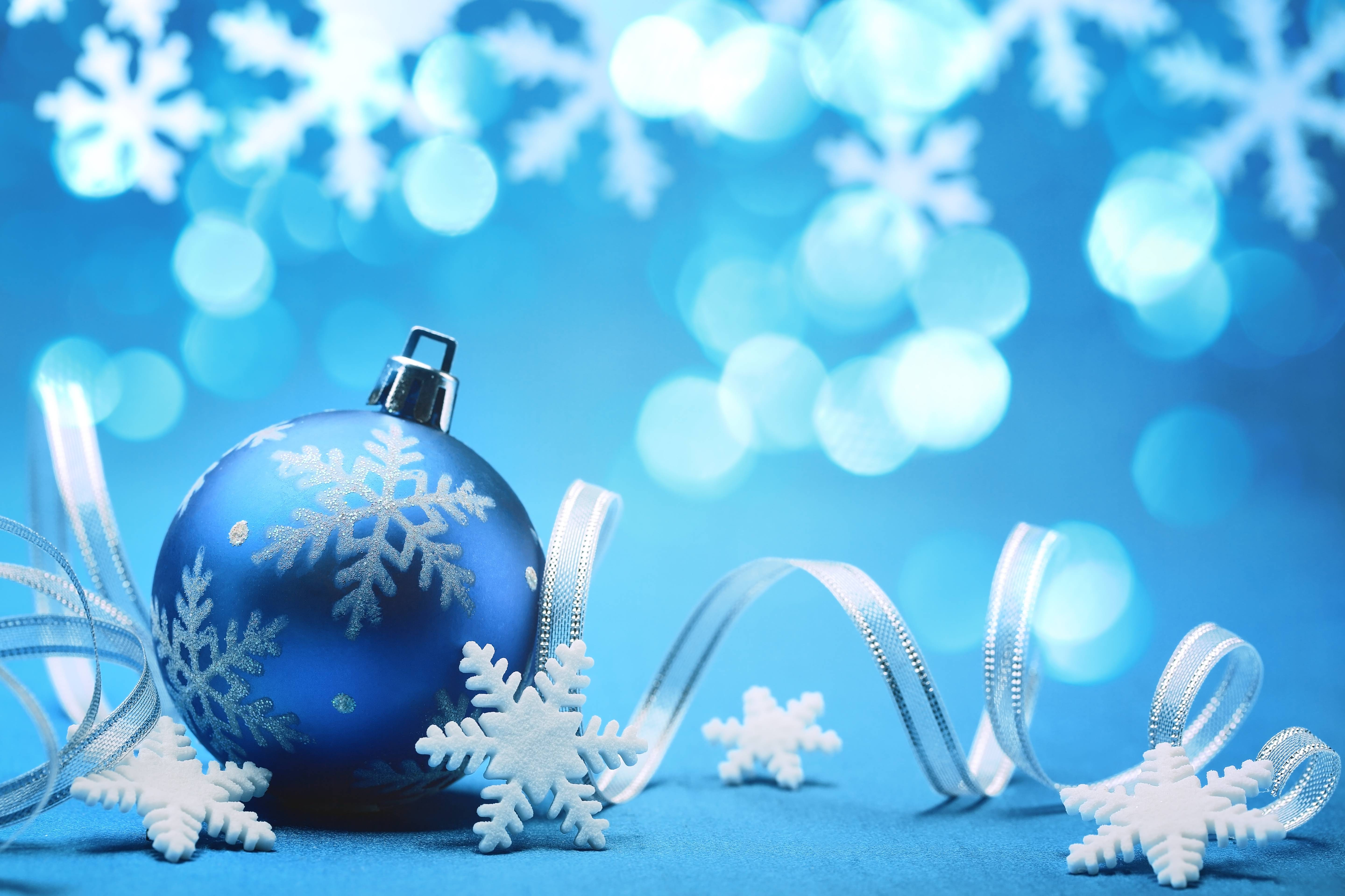 Blue christmas wallpapers wallpaper cave