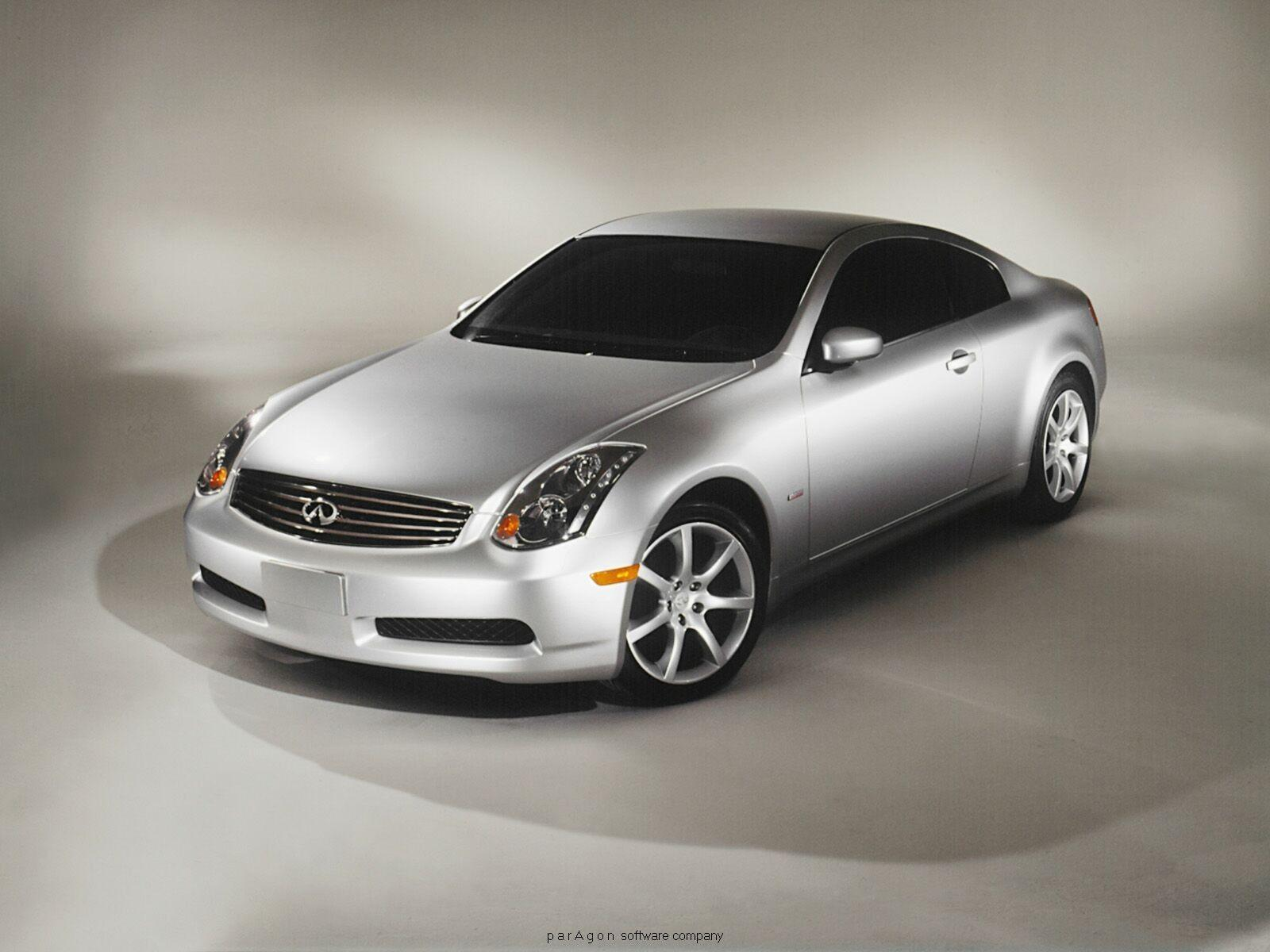 Infiniti Desktop Cars Wallpapers Collection on wallacecar