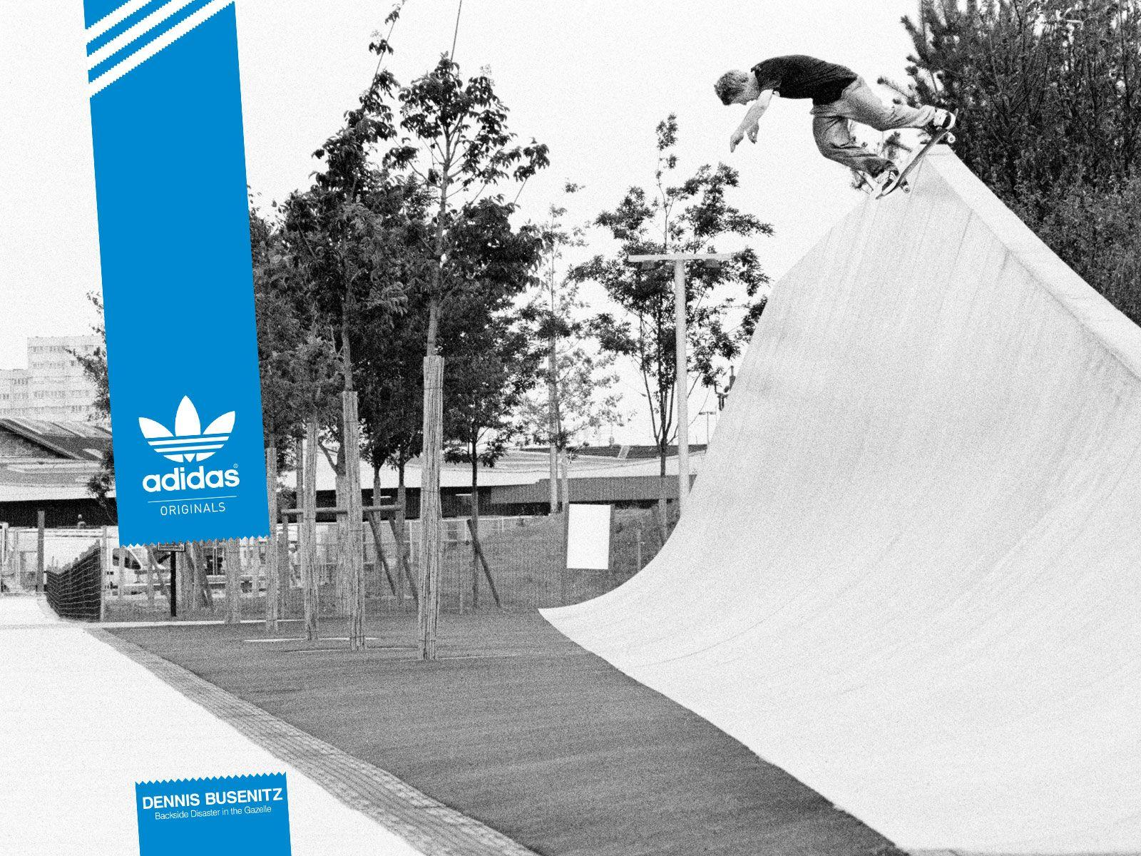 Adidas Skateboarding Wallpaper