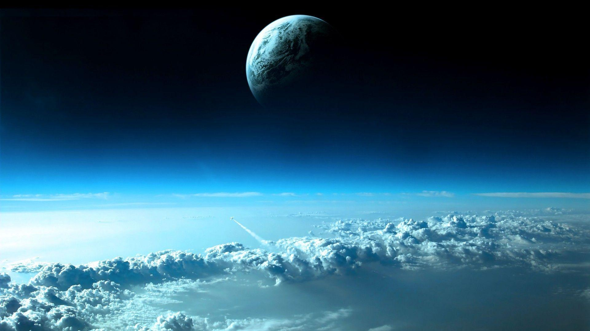 обои космос для рабочего стола c № 623202 загрузить