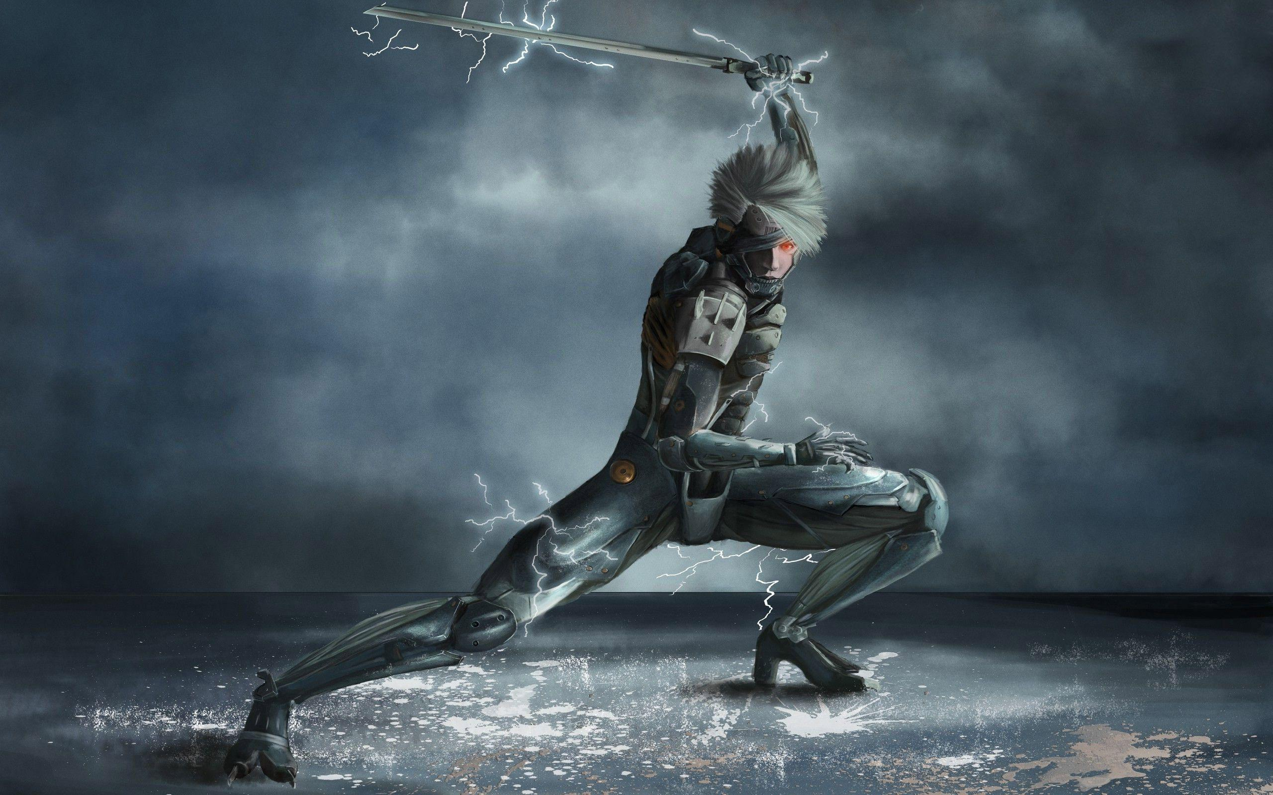 Metal Gear Solid Raiden Wallpapers