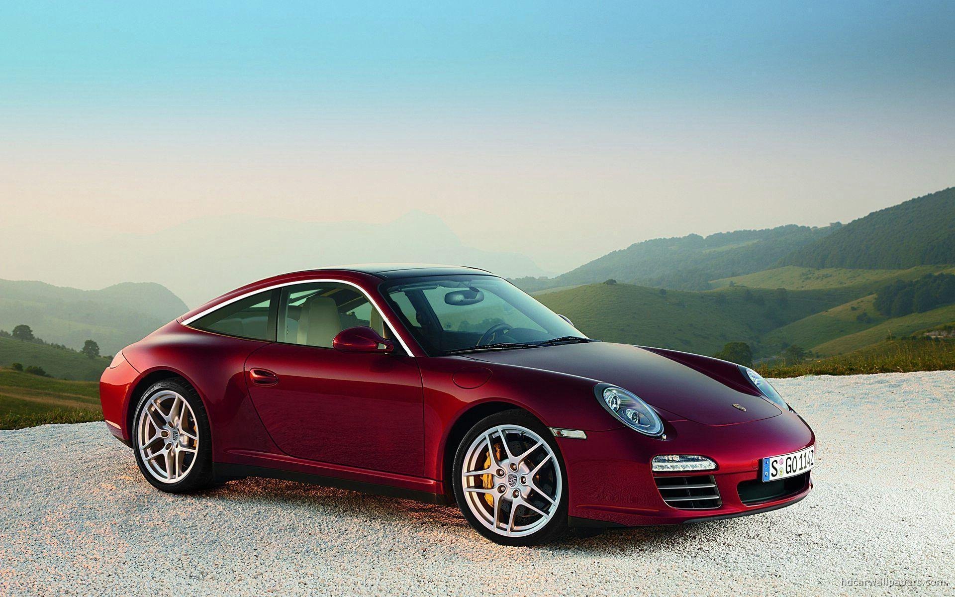 2011 Porsche 911 Turbo S Wallpapers | HD Wallpapers