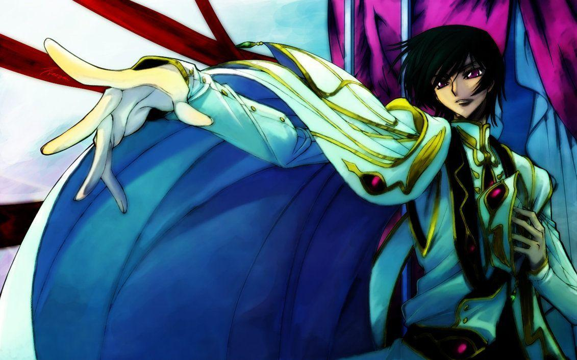 deviantART: More Like Lelouch and Suzaku by Scartafy