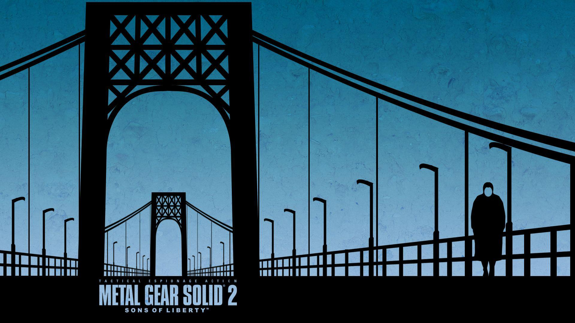 Metal Gear Solid 2 Wallpapers - Wallpaper Cave