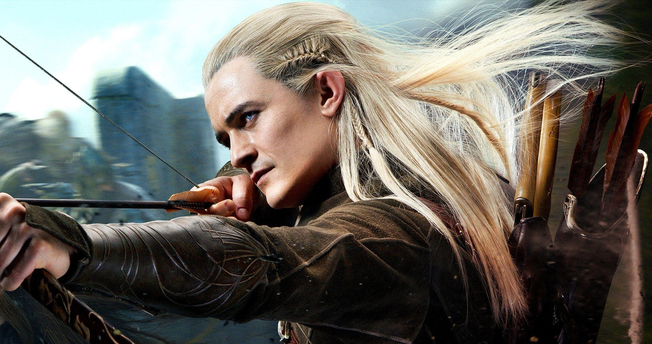 Orlando Bloom As Legolas Greenleaf Legolas Wallpapers - W...