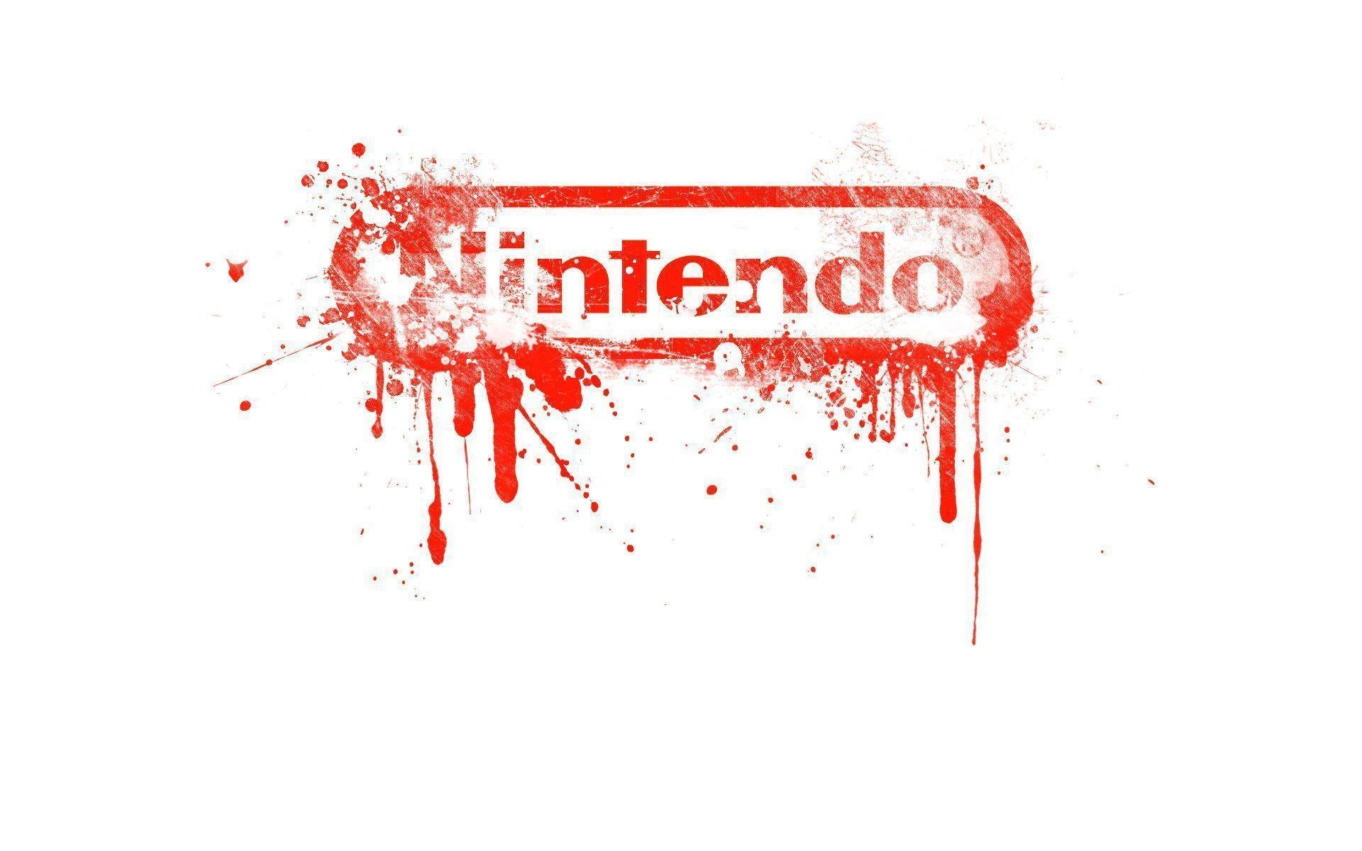 Wallpapers For > Nintendo Wallpaper