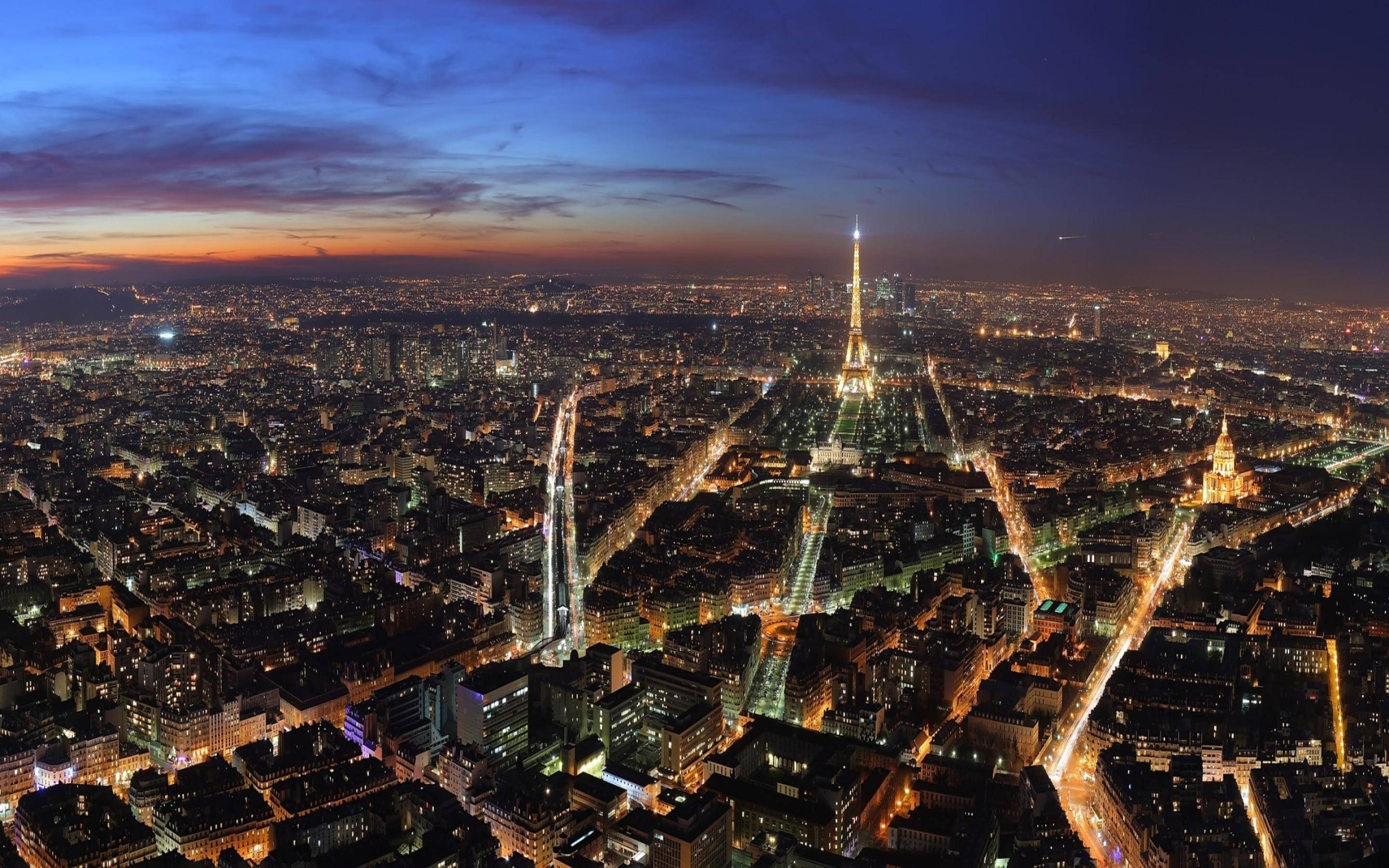 Paris Night Wallpapers