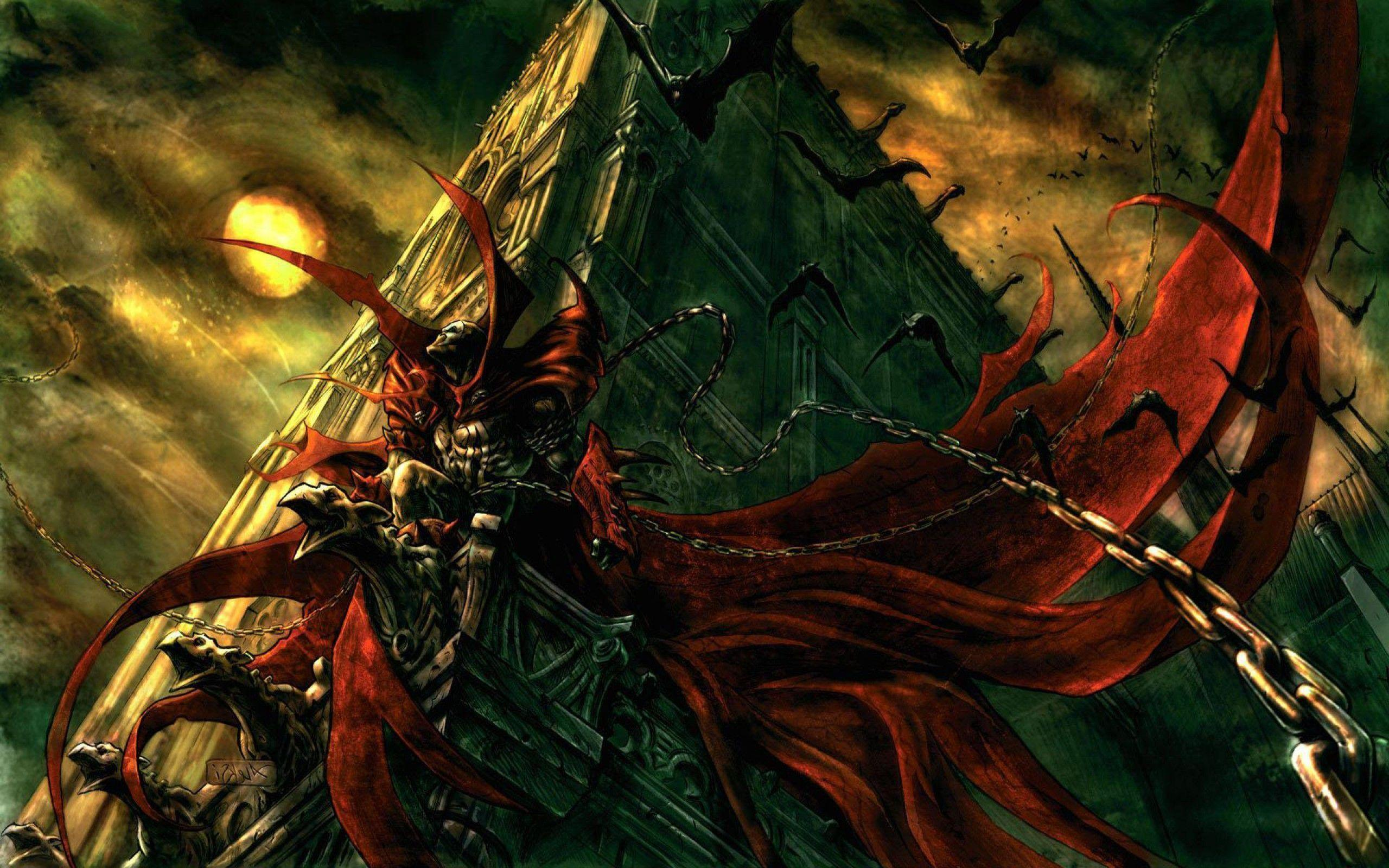 spawn wallpapers 1920x1080 - photo #32