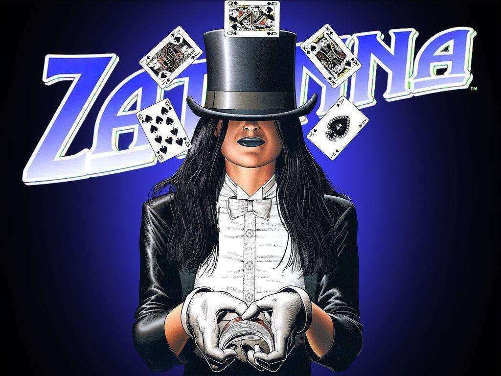 zatanna dc wallpaper - photo #16