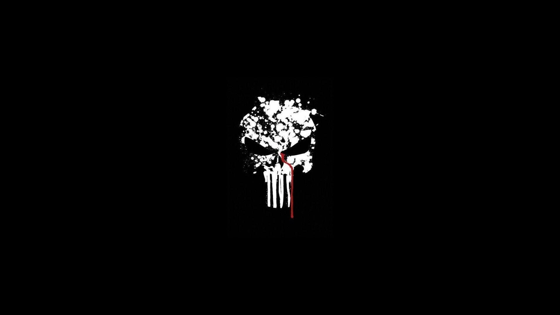 The Punisher S Skull Wallpapers Wallpaper Cave